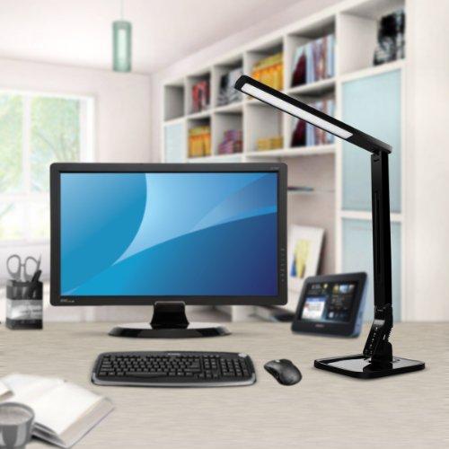 Quantity: - TaoTronics Elune TT-DL01 Dimmable LED Desk Lamp 5-Level Dimmer