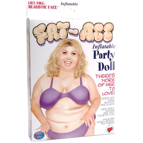 TLC Fat-A** Inflatable Party Doll