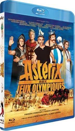 Asterix aux jeux olympiques / Астерикс на Олимпийских играх (2008)
