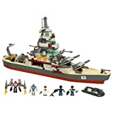 KRE-O BATTLESHIP USS MISSOURI