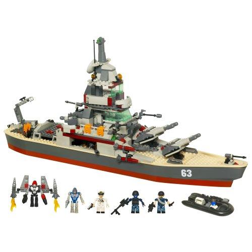 KRE-O acorazado USS Missouri