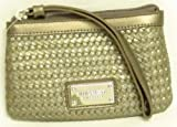 Nine West Wow Woven Wristlet