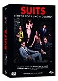 Suits Pack 1ª - 4ª temporada) [DVD] España