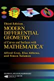 Modern differential geometry of curves and surfaces with Mathematica.