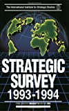 Strategic Survey 1993-94 (1857530047) by Davis, Jacquelyn K.