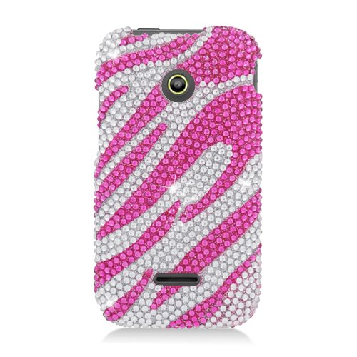 Hw Prism Ii/U8686 Full Cs Diamond Hot Pk Zebra 329