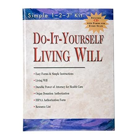 Do-It-Yourself Living Will