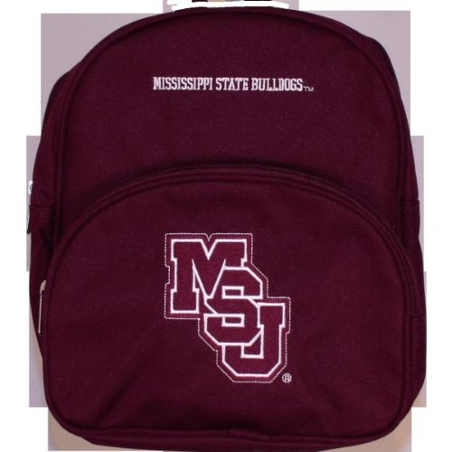 687560 - Mississippi State Bulldogs Ncaa Kids Mini Backpack Case Pack 12
