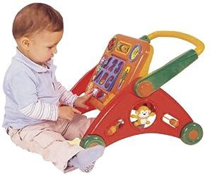 Simba Baby 4011841 - Andador 4 en 1 con juegos para bebé (de 10 a 36 meses) [importado de Alemania]