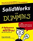 img - for SolidWorks For Dummies (For Dummies (Computers)) by Jankowski, Greg (2005) Paperback book / textbook / text book