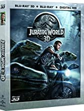 Jurassic World (Blu-ray 3D) [2015] [Region Free]