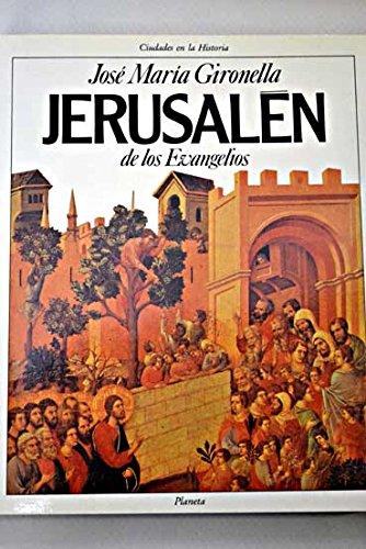 Jerusalén De Los Evangelios