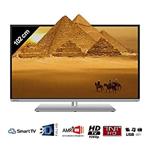 40T5435/40'' E-LED Slim 3D Wifi Smart TV