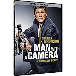 Man With A Camera - The Complete Series + Digital