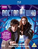 echange, troc Doctor Who - Series 5 Volume 1 [Blu-ray] [Import anglais]