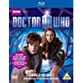 Doctor Who - Series 5, Volume 1 [Blu-ray] [Region Free]