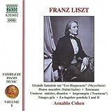 Intégrale de l'oeuvre pour piano Vol.1
