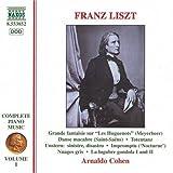 Franz Liszt: Complete Piano Music, Vol. 1
