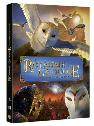 Le Royaume de Ga-hoole La Legende Des Gardiens PAL MULTI DVDR [FS]