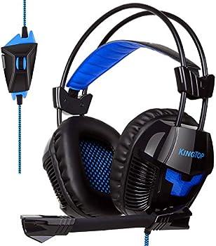 KingTop Computer Gaming Headset
