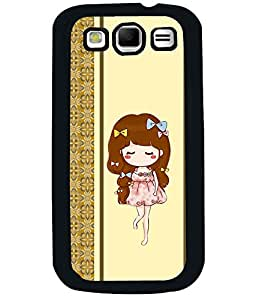 Fuson 2D Printed Girly Designer back case cover for Samsung Galaxy S3 I9300 - D4451