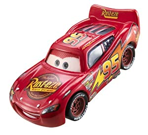 Cars - R1345 - Véhicule Miniature - Voiture - Yeux Lenticulaires - Flash