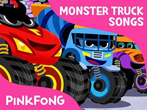 Pinkfong! Monster Truck Songs - Season 1