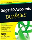 Product 1118308581 - Product title Sage 50 Accounts For Dummies