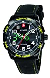 Wenger Men's Analogue Watch 70434 With Led Nomad Multifunction Digital Compass
