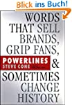 Powerlines: Words That Sell Brands, G...