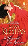 It Happened One Autumn (The Wallflowers, Book 2) (0060562498) by Kleypas, Lisa