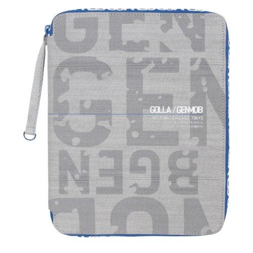 golla Zip Folder - WALK - grau für Apple iPad iPad 2 iPad3