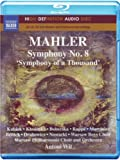 Symphonie N° 8 [Blu-ray] [(high-definition audio disc)]