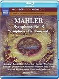 Symphonie N� 8 [Blu-ray] [(high-definition audio disc)]