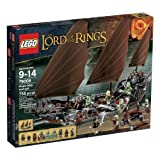 LEGO LOTR 79008 Pirate Ship Ambush