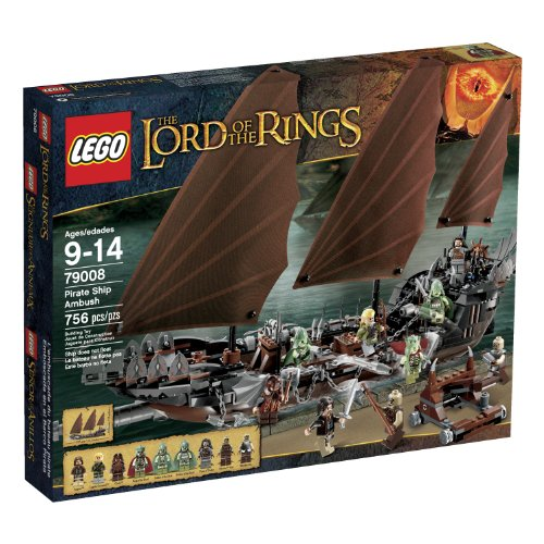 Legos Lord Of The Rings pic