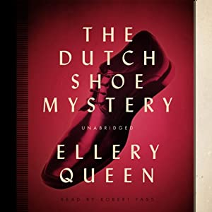 The Dutch Shoe Mystery | [Ellery Queen]