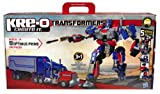 KREO Transformers Optimus Prime with Twin Cycles