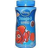 Disney Kids Omega-3 Gummies, 90 ct