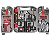 Apollo Precision Tools DT9408 Household Tool Kit, 53-Piece (Tools & Home Improvement)