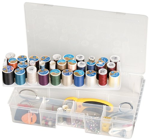 Discover Bargain Artbin Sew-Lutions Sewing Basket/Box