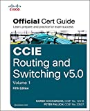 CCIE Routing and Switching v5.0 Official Cert Guide, Volume 1, 5/e