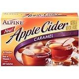 Alpine Spiced Cider, Caramel Apple, 5.7 Ounce
