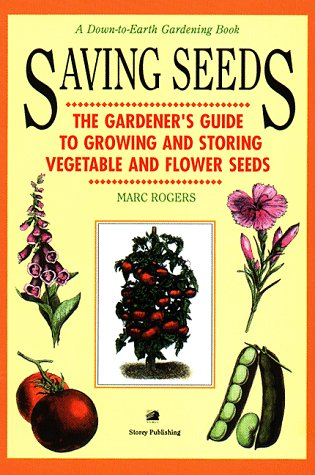 Saving Seeds, by Marc Rogers