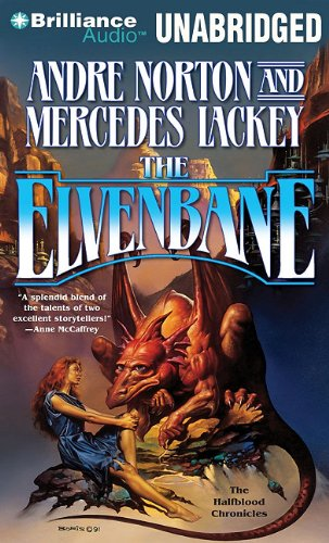 Elvenbane (unabridged audiobook)