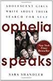 Ophelia Speaks (0060952970) by Sara Shandler