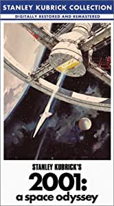 2001 - A Space Odyssey [VHS]