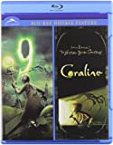 9 / Coraline (Double Feature) [Blu-ray]