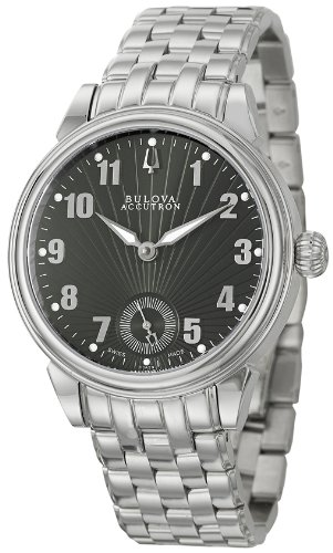 Bulova Accutron Gemini Men's Manual Watch 63A29