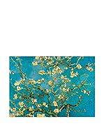 ArtopWeb Panel Decorativo Van Gogh Mandorli In Fiore A San Remy 96x136 cm Multicolor